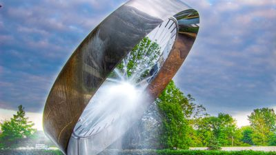 The world's coolest water fountains