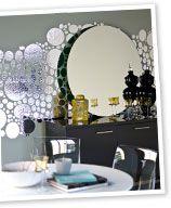 Mirror, mirror on the wall, window, table...