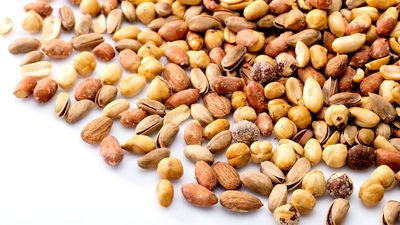 Raw vs roasted: what's the healthiest way to eat nuts?
