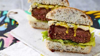Nice buns: Our favourite burger recipes