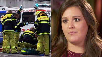 Woman breaks silence after bikie boyfriend tried to kill her