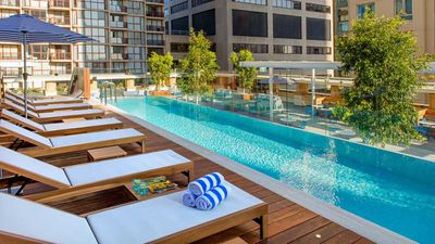 Exclusive Sydney rooftop bar opens to the public