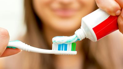Is it bad to swallow toothpaste?