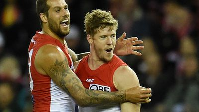 Swans fined for breaking AFL drug rules