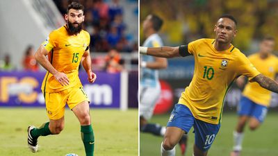 Socceroos, Brazil to clash in Melbourne