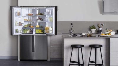 Would you order groceries through your fridge?