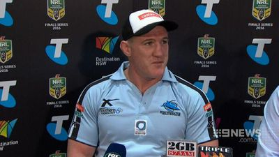 Smith pleased Gallen gets GF shot in NRL