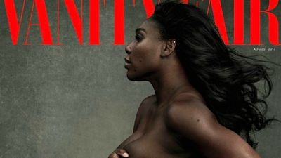 Serena Williams poses nude on Vanity Fair, talks surprise pregnancy