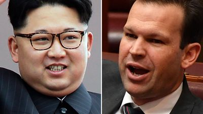 Canavan case like 'becoming North Korean'