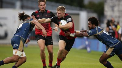 Brumbies brave in narrow loss to Crusaders