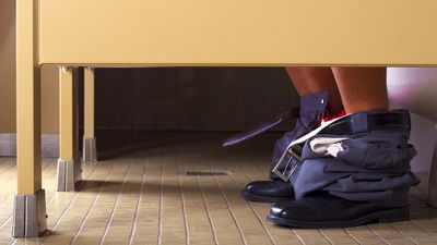 Paruresis: The phobia that makes peeing in public impossible
