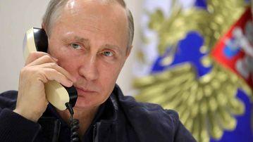 Vladimir Putin. (AAP)