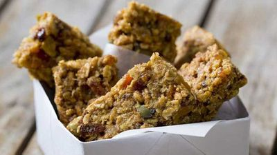 Food fight: muffins v breakfast bars