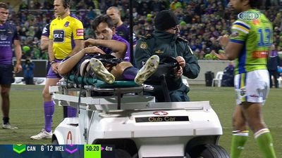 Andrew Johns fumes over 'cheap' hit on Billy Slater