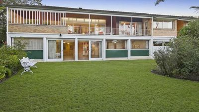 Check out this mid-century time capsule home in Brisbane