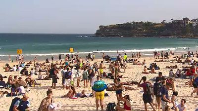 Temperature records smashed across New South Wales