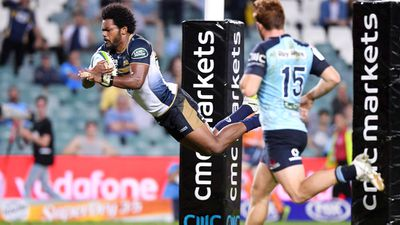 Brumbies down Waratahs in Super derby