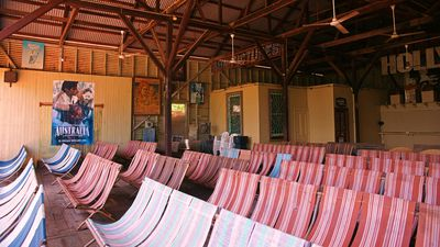 Broome's romantic garden cinema turns 100