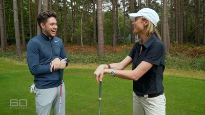 Niall Horan got me into golf