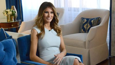 Seven things we learnt from Melania Trump's Twitter account