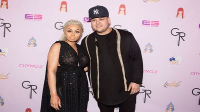 Rob Kardashian tweets out Kylie Jenner's real number, defends Blac Chyna's honor in major Twitter rant