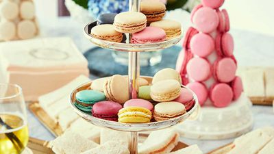 Famous Parisian tearoom Ladurée arrives in Melbourne