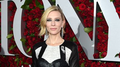 Aussie and movie-star glamour rock the red carpet at the 2016 Tony Awards