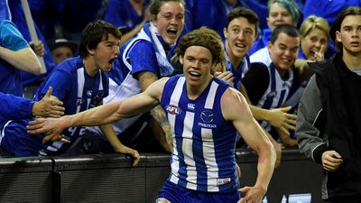Roos down Suns for first win of AFL season