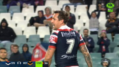 Roosters hold off Tigers to stay with four