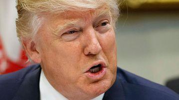 Donald Trump. (AP)