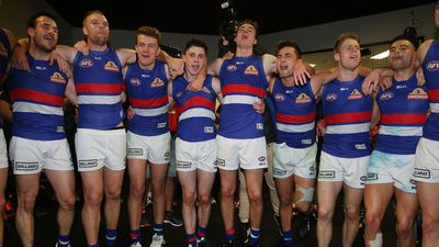 Bulldogs avoid AFL title rematch hype