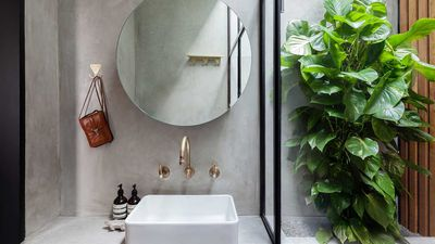 'Renovate' your rental bathroom