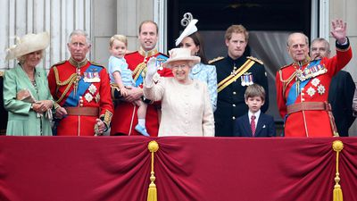 This is what the royal family do all day