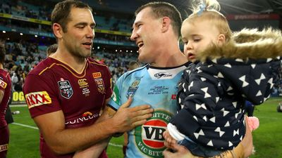 I never fell out with Smith: Paul Gallen