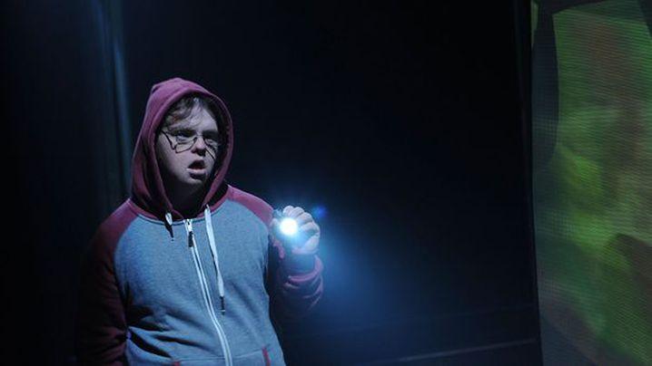 RUCKUS performer Digby. (RUCKUS)