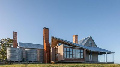 Historic Tasmanian cottage wins two renovation awards
