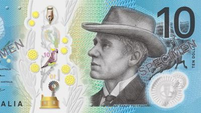 The hidden security feature on the new $10 note