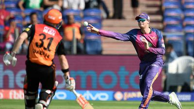 Supergiants Rise to Hyderabad challenge