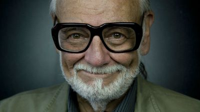 Father of zombie movies George A. Romero dies aged 77