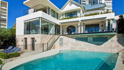 Australia's most expensive suburbs