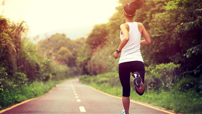 Training for a marathon and still gaining weight? This could be why