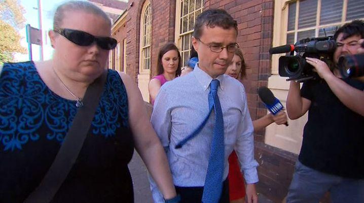 Lawyer denies grabbing female jogger's crotch on Sydney track