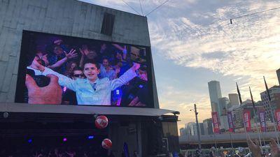 'I felt like I was a shooting star': Youngster's pop dream comes true