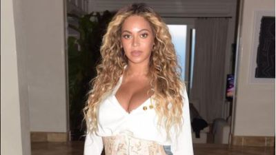 Beyonce's back in killer shape just six weeks after the birth of twins