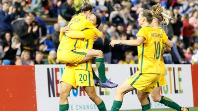 Matildas beat Brazil in Sydney 2000 Olympics rematch