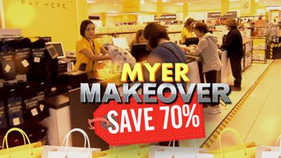 Myer to make sales permanent through new discount outlet format