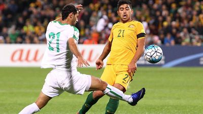 Socceroos struggle to fourth draw in a row