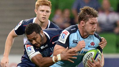 Waratahs steal 32-25 Super win over Rebels