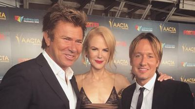 Richard Wilkins pays tribute to his friend Nicole Kidman on her 50th birthday
