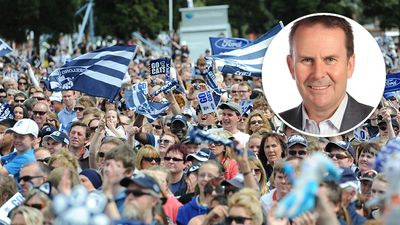 Tony Jones: Why the Cats are more than just a footy club to Geelong